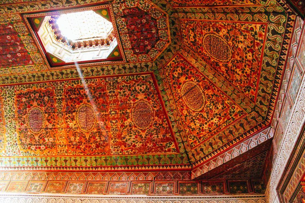 Bahia Palace... Marrakesh, Morocco. A Photo Diary. (35)