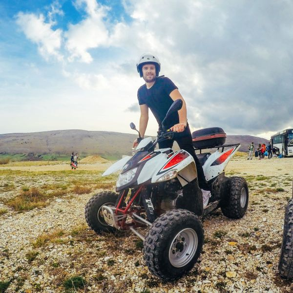 Quad Biking Through Croatia... (9)