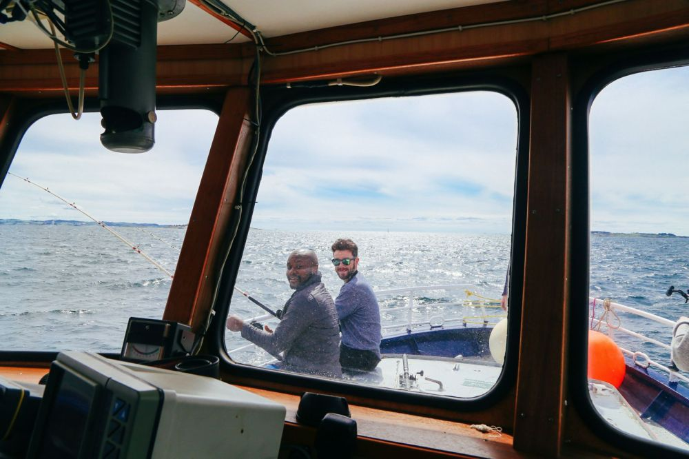 #Nordics48h Challenge - Our First Mission! Stavanger, Cod Fishing, Fishing, Tananger, Norway (35)