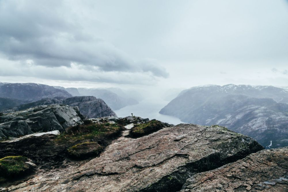 How To See The Lysefjord AND Get To The Very Edge Of Pulpit Rock In Norway! (42)