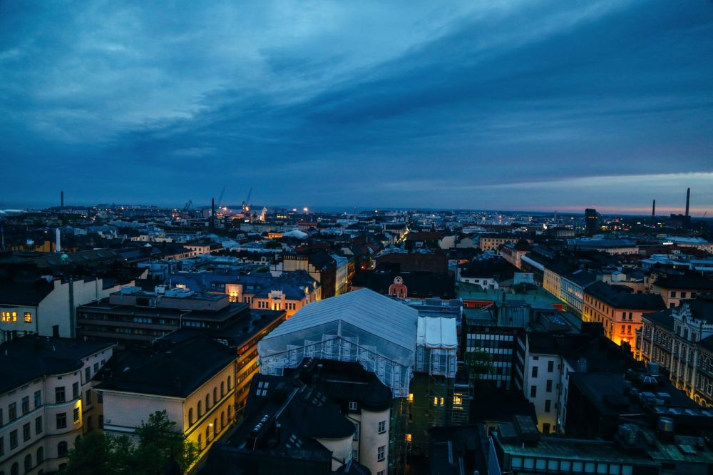 Loyly, Tintin and Helsinki At Night! #Nordics48h (34)