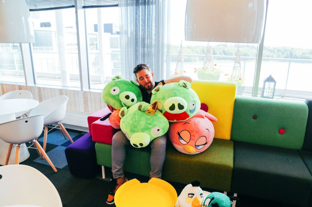 A Morning In Rovio - The Angry Birds HQ! #Nordics48h (11)