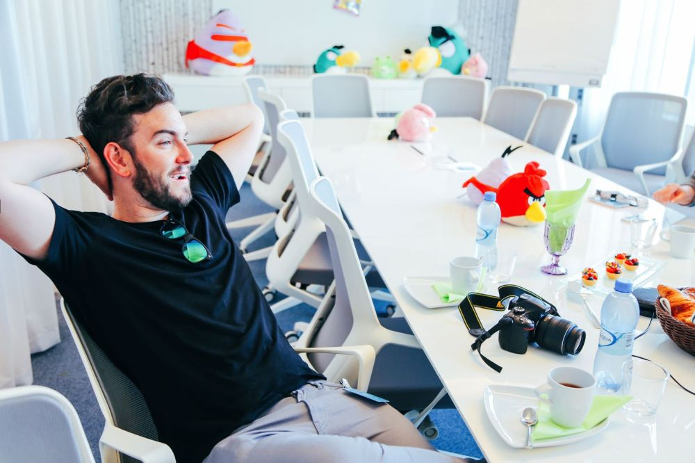 A Morning In Rovio - The Angry Birds HQ! #Nordics48h (14)