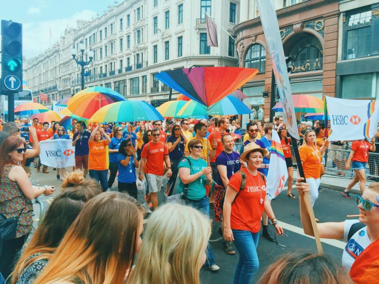 There Was A Party In London This Weekend... Pride in London (14)