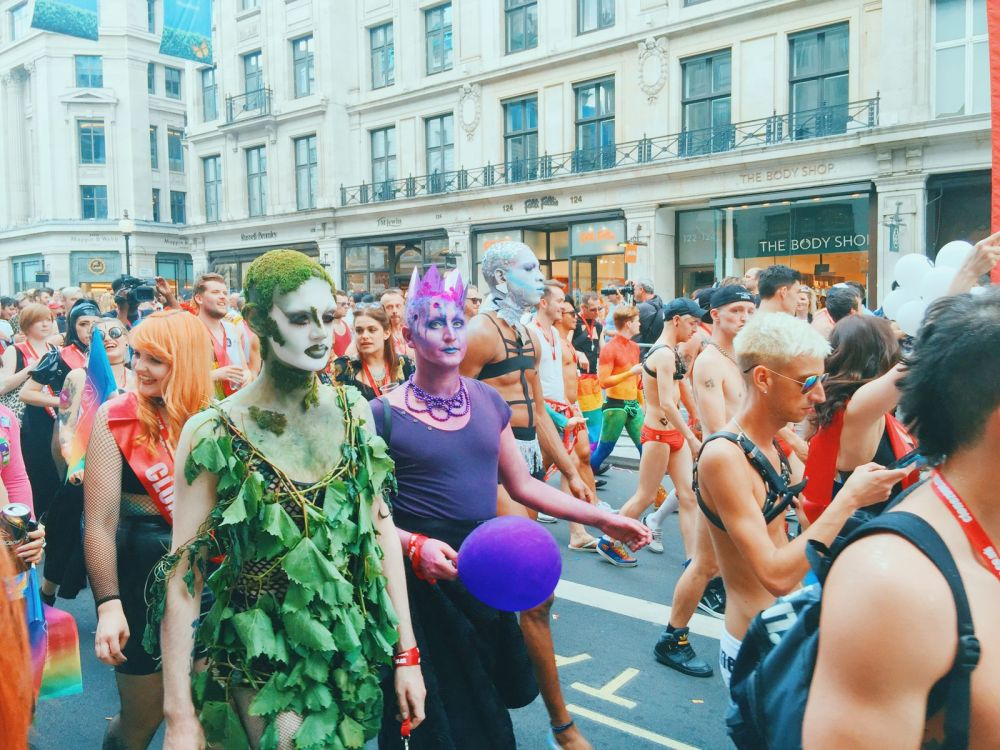 There Was A Party In London This Weekend... Pride in London (22)