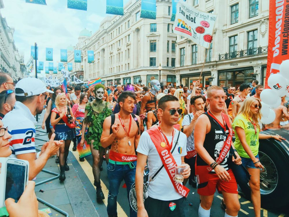 There Was A Party In London This Weekend... Pride in London (23)