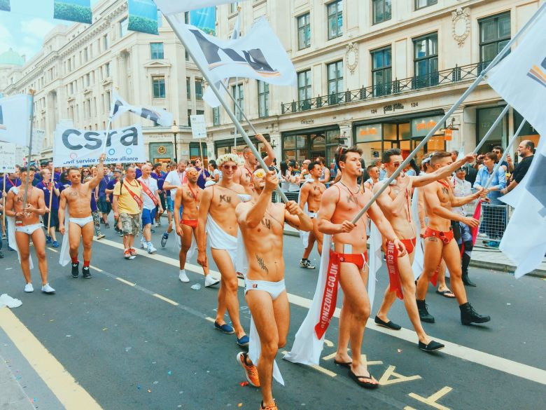 There Was A Party In London This Weekend... Pride in London (28)