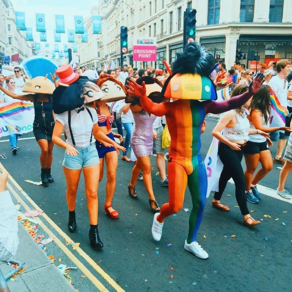 There Was A Party In London This Weekend... Pride in London (39)