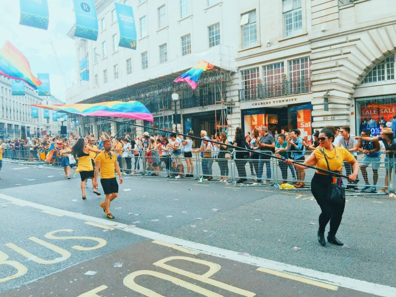 There Was A Party In London This Weekend... Pride in London (40)