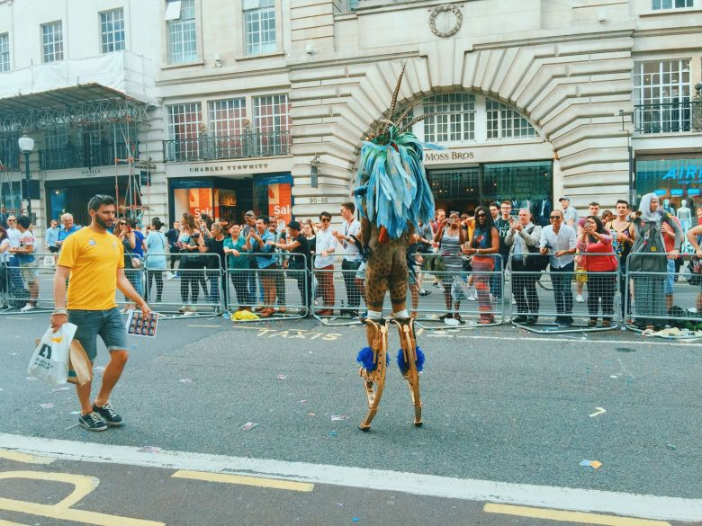 There Was A Party In London This Weekend... Pride in London (44)