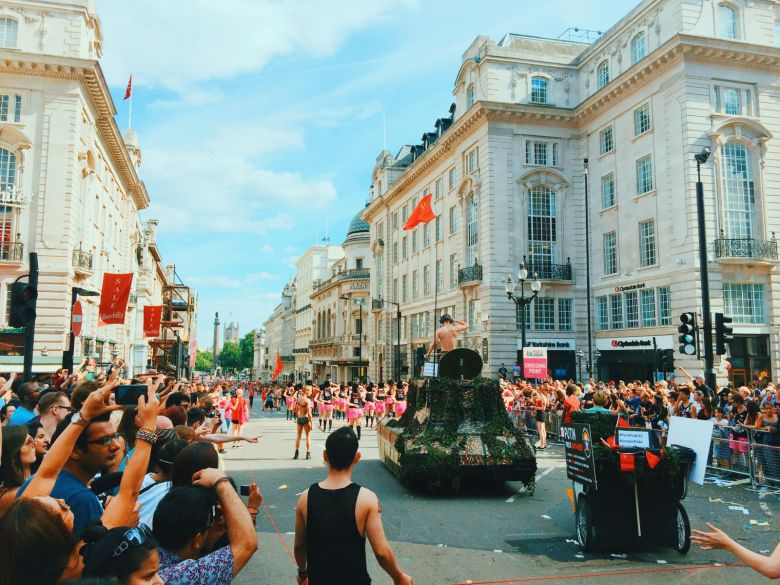 There Was A Party In London This Weekend... Pride in London (56)