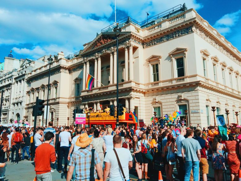 There Was A Party In London This Weekend... Pride in London (58)