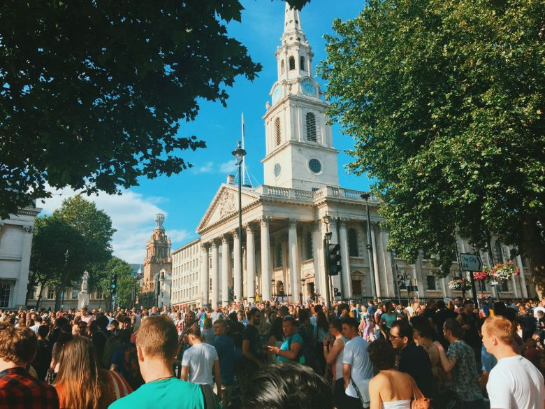 There Was A Party In London This Weekend... Pride in London (73)