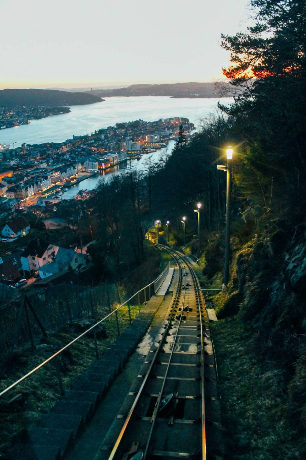 This Is The Best View In Bergen (And One Of The Best In The World)!!! Mount Fløyen and the Fløibanen funicular (37)