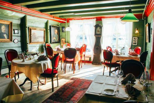 The UNESCO World Heritage Site of Bryggen... In Bergen, Norway. (28)