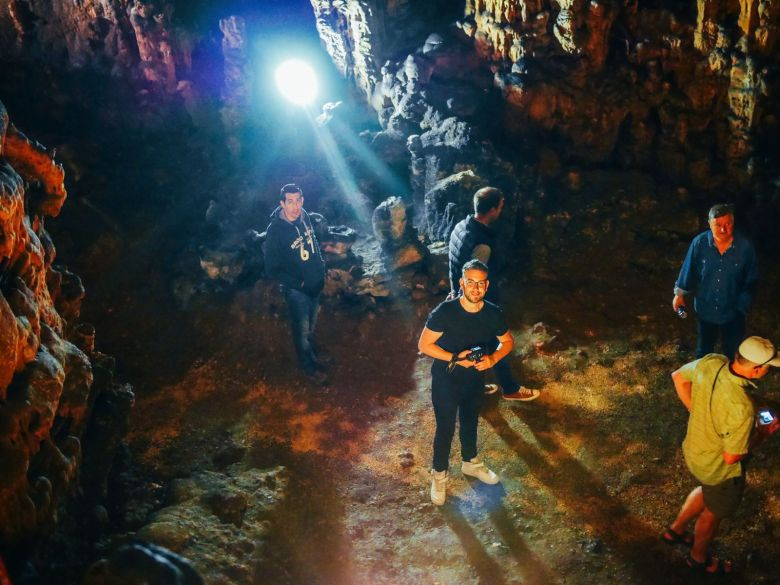 Cave Exploring, Frog Legs and The Old Town Of Sinj In Croatia... (18)