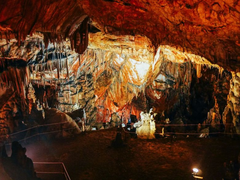 Cave Exploring, Frog Legs and The Old Town Of Sinj In Croatia... (19)