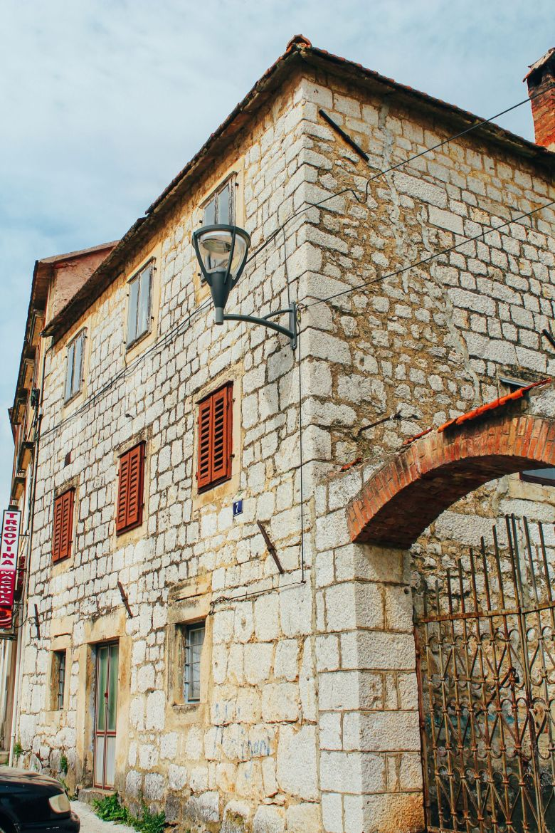 Cave Exploring, Frog Legs and The Old Town Of Sinj In Croatia... (34)