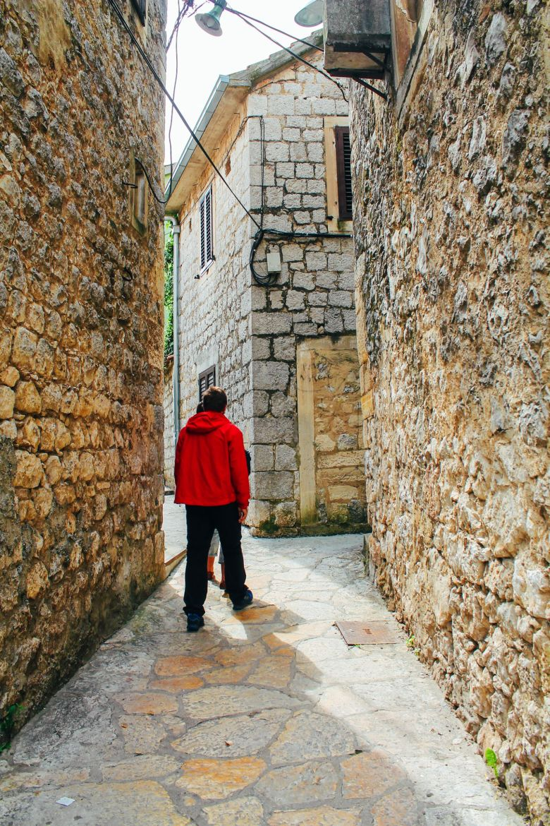 Cave Exploring, Frog Legs and The Old Town Of Sinj In Croatia... (38)