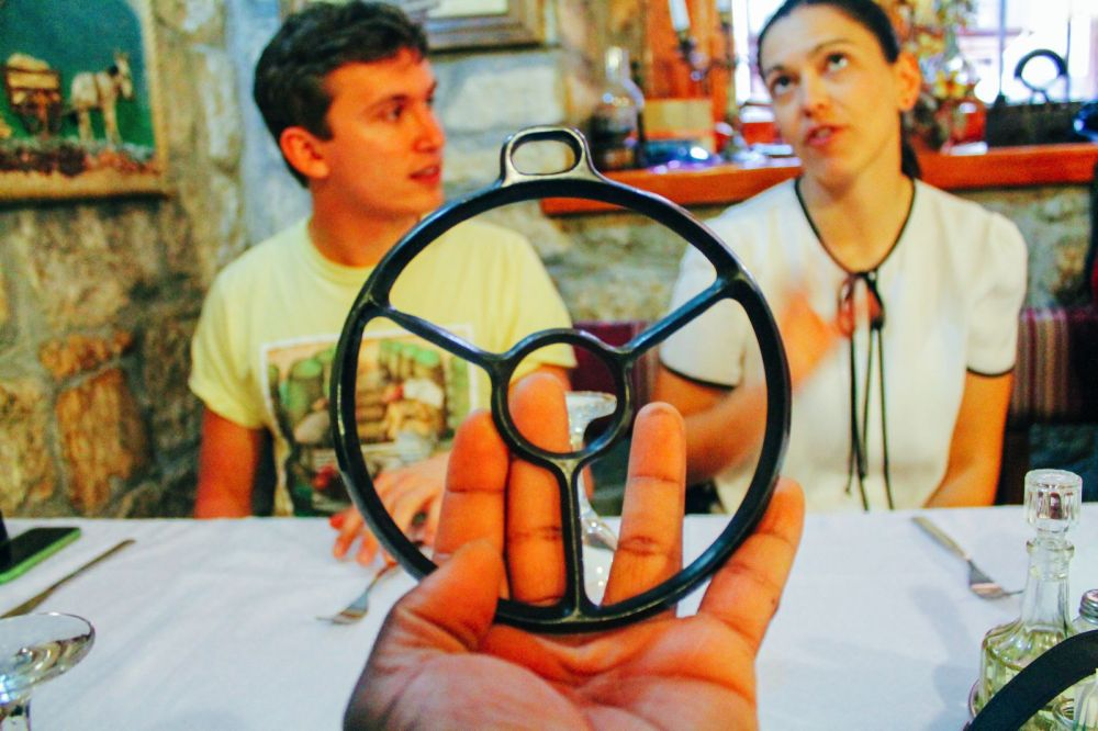 Cave Exploring, Frog Legs and The Old Town Of Sinj In Croatia... (43)