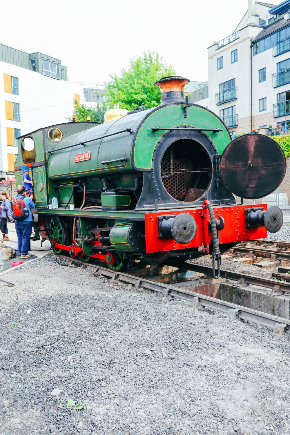 The Harbour Festival, Banksy, Steam Trains & The Girl With The Pierced Ear Drum... in Bristol, UK (41)