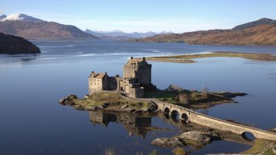 14 Fairy Tale Castles You Have To Visit In Scotland (1)