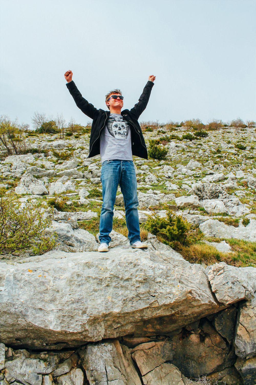 Up In the Biokovo Mountains... In Croatia (11)