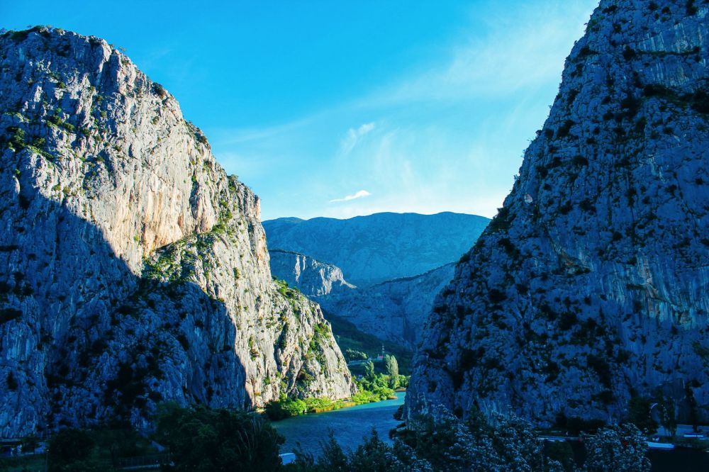 White Water Rafting On The Cetina River... In Croatia (1)