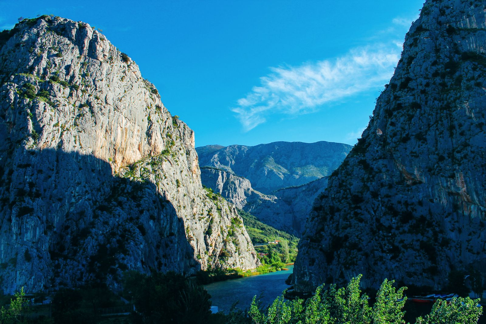 White Water Rafting On The Cetina River... In Croatia (7)