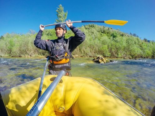 White Water Rafting On The Cetina River... In Croatia (16)