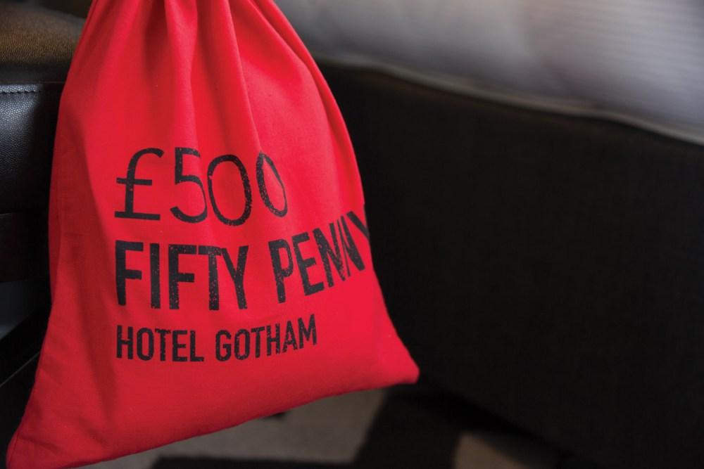 Hotel Gotham, Manchester, England, UK (10)