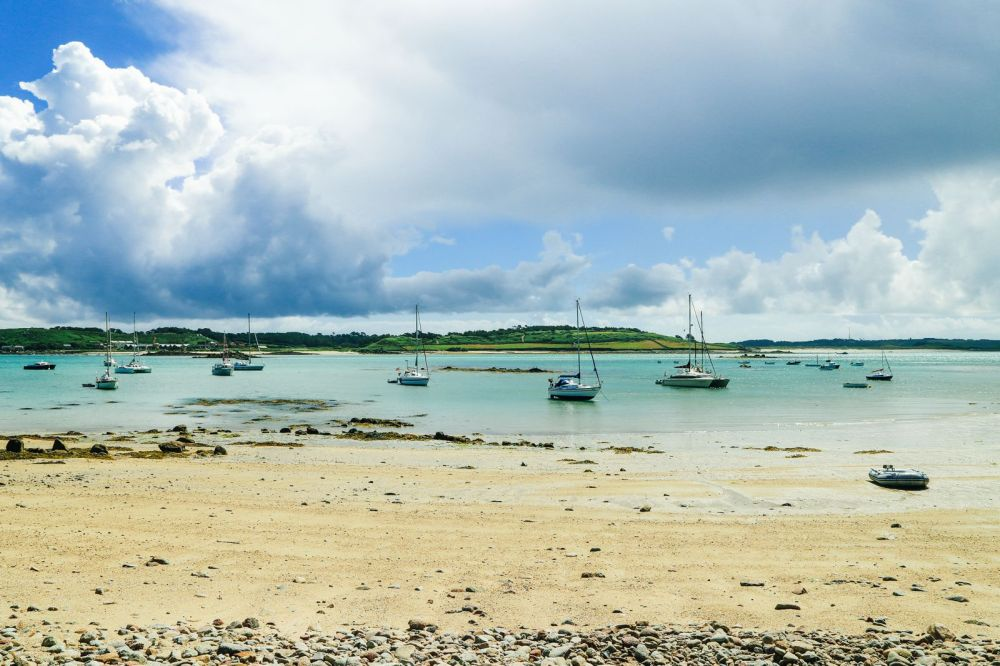 Kayaking in Bryher, Honesty Boxes and Tropical Island Hues... In Bryher Island, Isles of Scilly, UK (13)