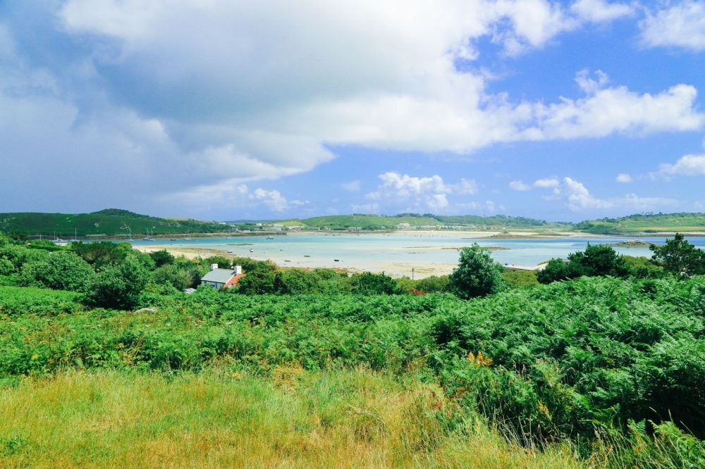 Kayaking in Bryher, Honesty Boxes and Tropical Island Hues... In Bryher Island, Isles of Scilly, UK (19)