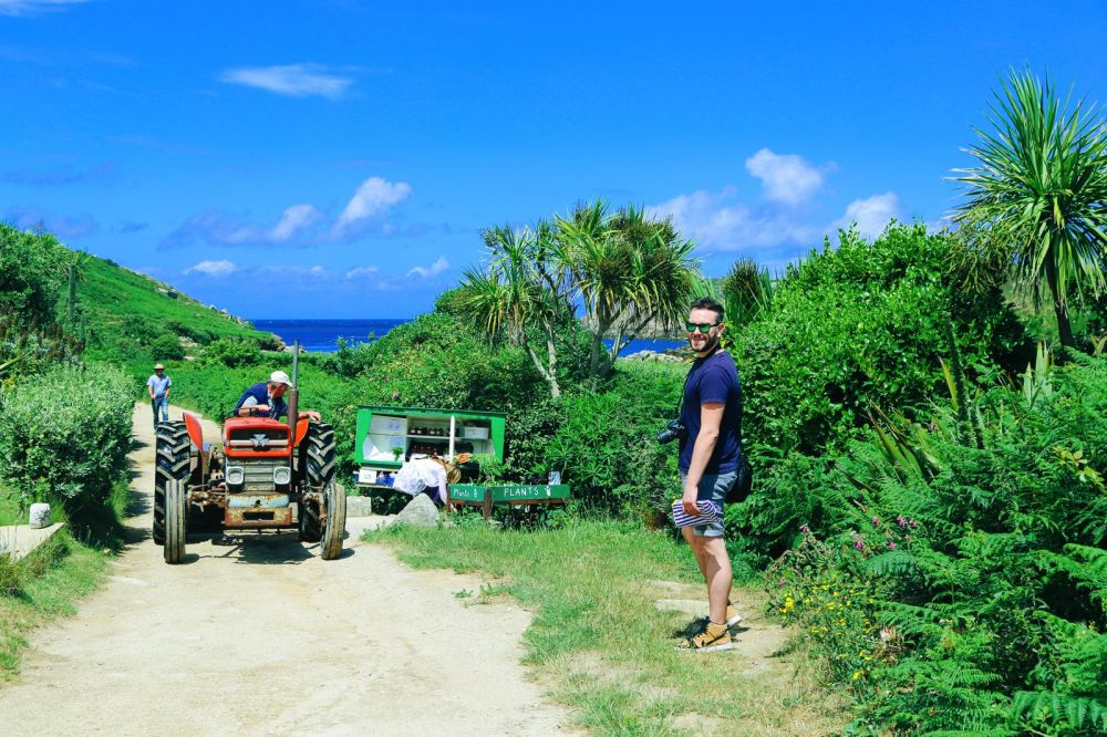 Kayaking in Bryher, Honesty Boxes and Tropical Island Hues... In Bryher Island, Isles of Scilly, UK (49)