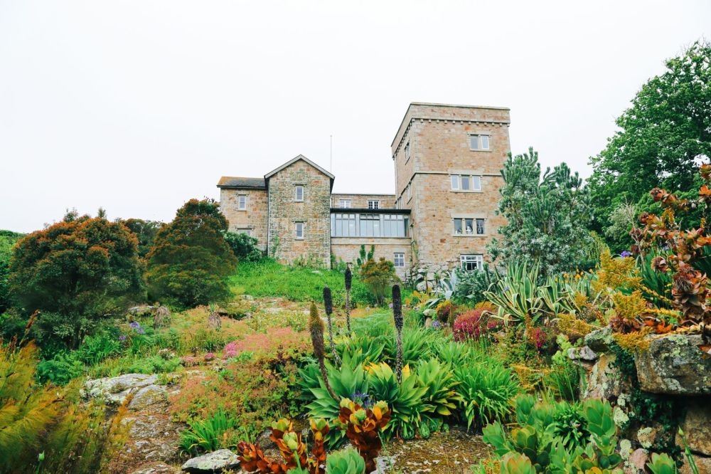 A Day On Tresco Island! Tresco Abbey Gardens (6)