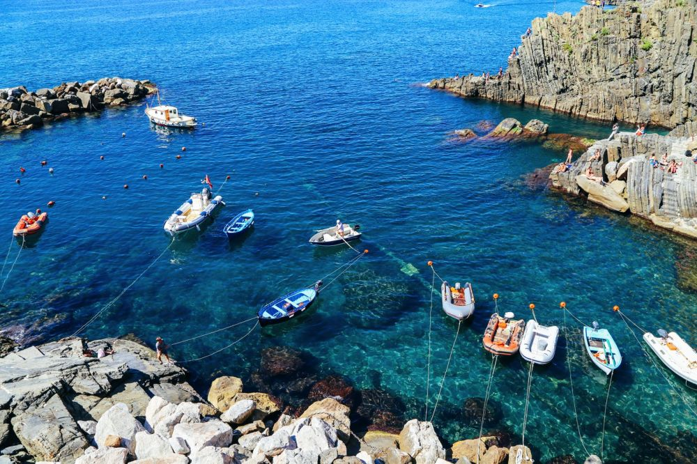 Cinque Terre To Pisa: Italy Road Trip On A Rickshaw (36)