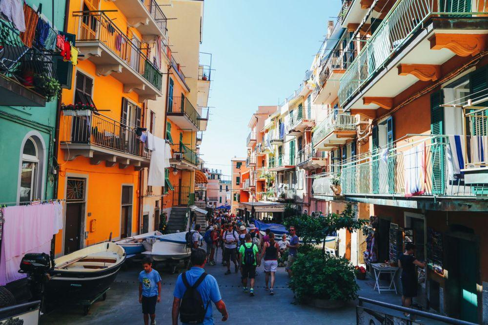 Cinque Terre To Pisa: Italy Road Trip On A Rickshaw (40)