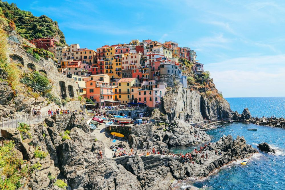Cinque Terre To Pisa: Italy Road Trip On A Rickshaw (42)
