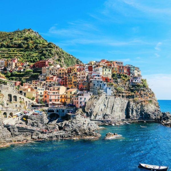 Cinque Terre To Pisa: Italy Road Trip On A Rickshaw (43)