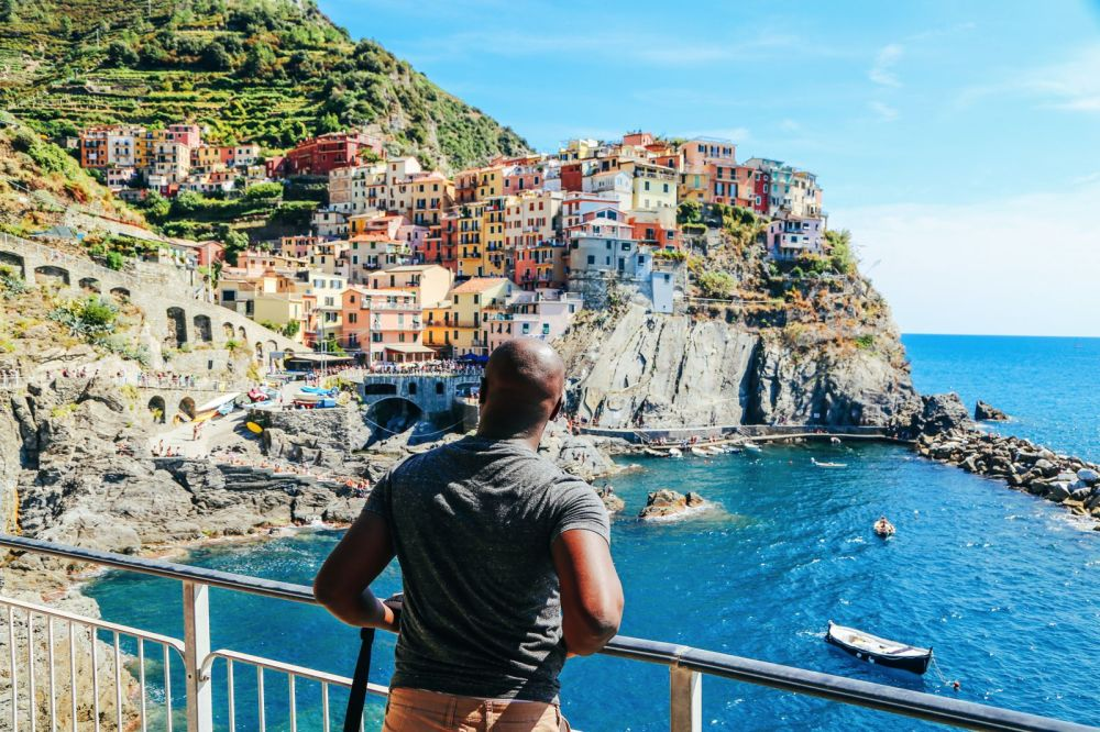 Cinque Terre To Pisa: Italy Road Trip On A Rickshaw (45)