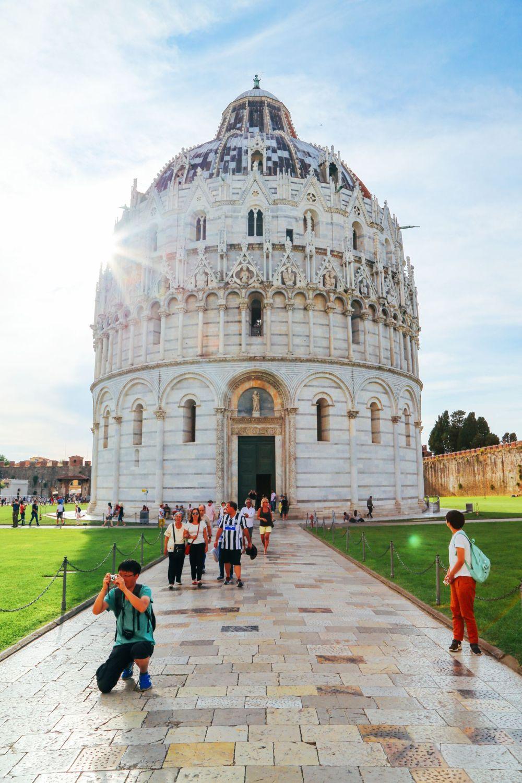 Cinque Terre To Pisa: Italy Road Trip On A Rickshaw (53)