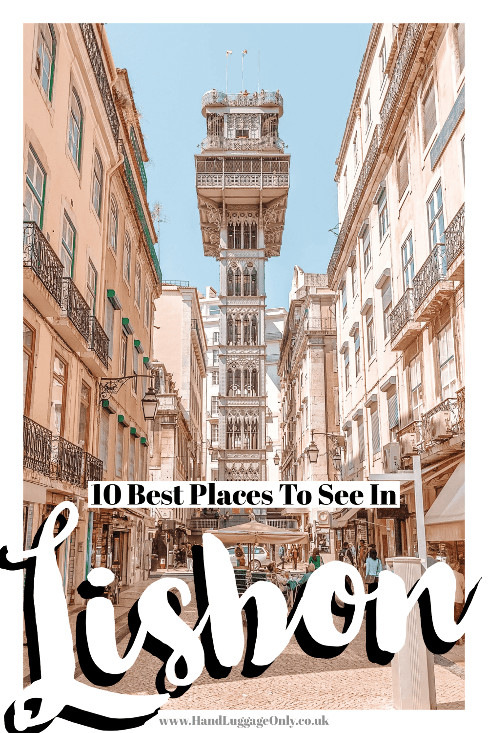 Best places to see in Lisbon