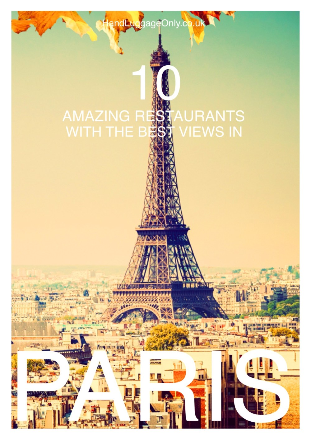 10 Amazing Restaurants With The Best Views In Paris (11)