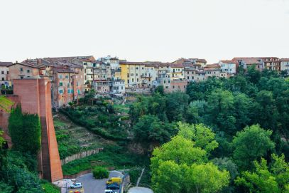 San Miniato And That Glorious Tuscany Sunset! (11)