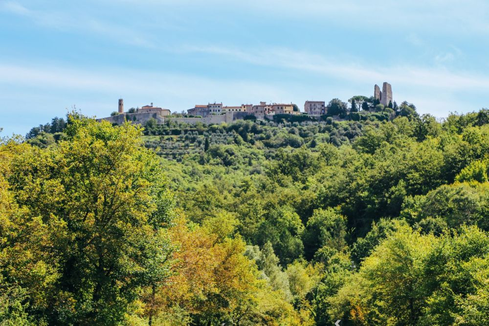 The Long Road To Florence, Italy (2)