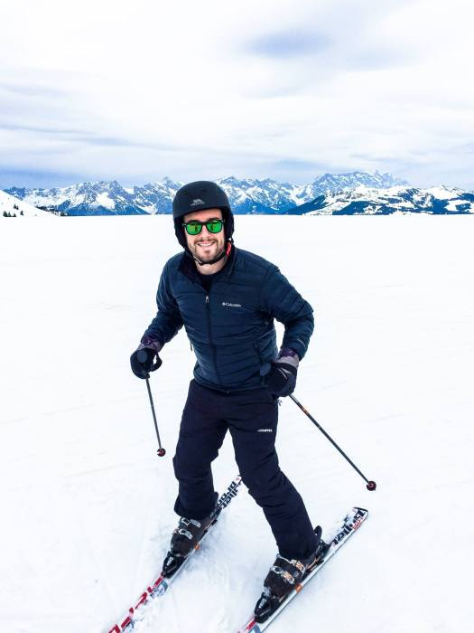 Learn To Ski In Zell Am See, Austria (6)