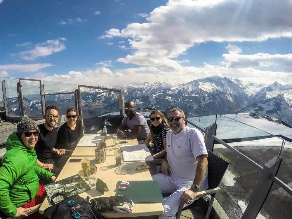 Learn To Ski In Zell Am See, Austria (5)