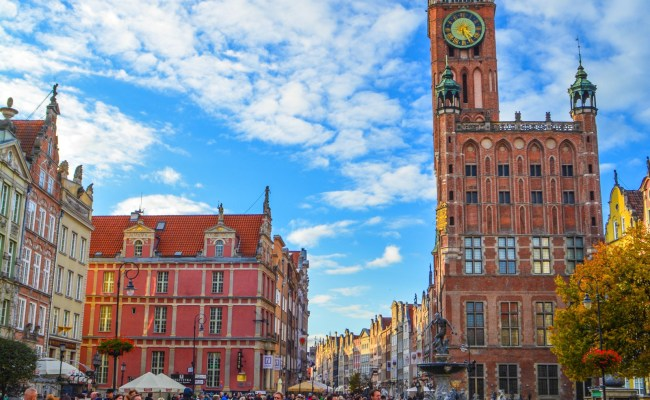 The Best Things To Do In Gdansk Poland Hand Luggage