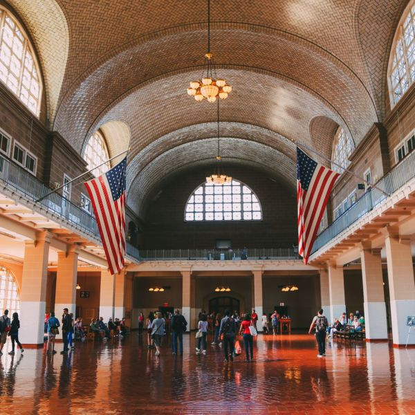 Exploring Ellis Island In New York City (6)