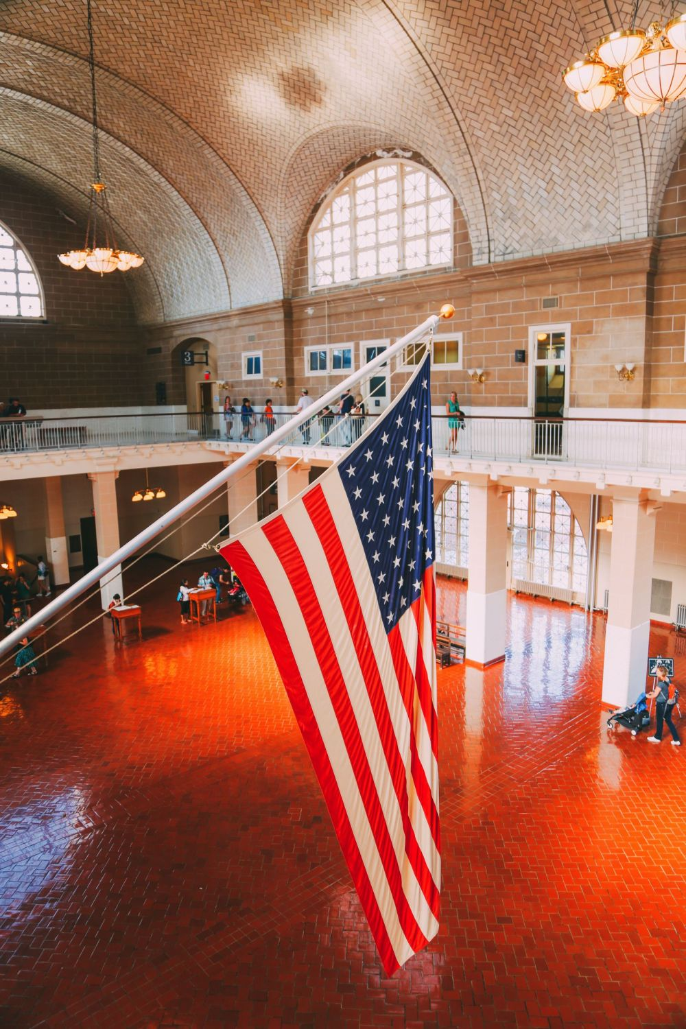 Exploring Ellis Island In New York City (15)